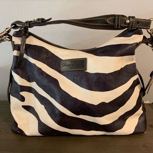 Gorgeous leather Dooney & Burke bag!